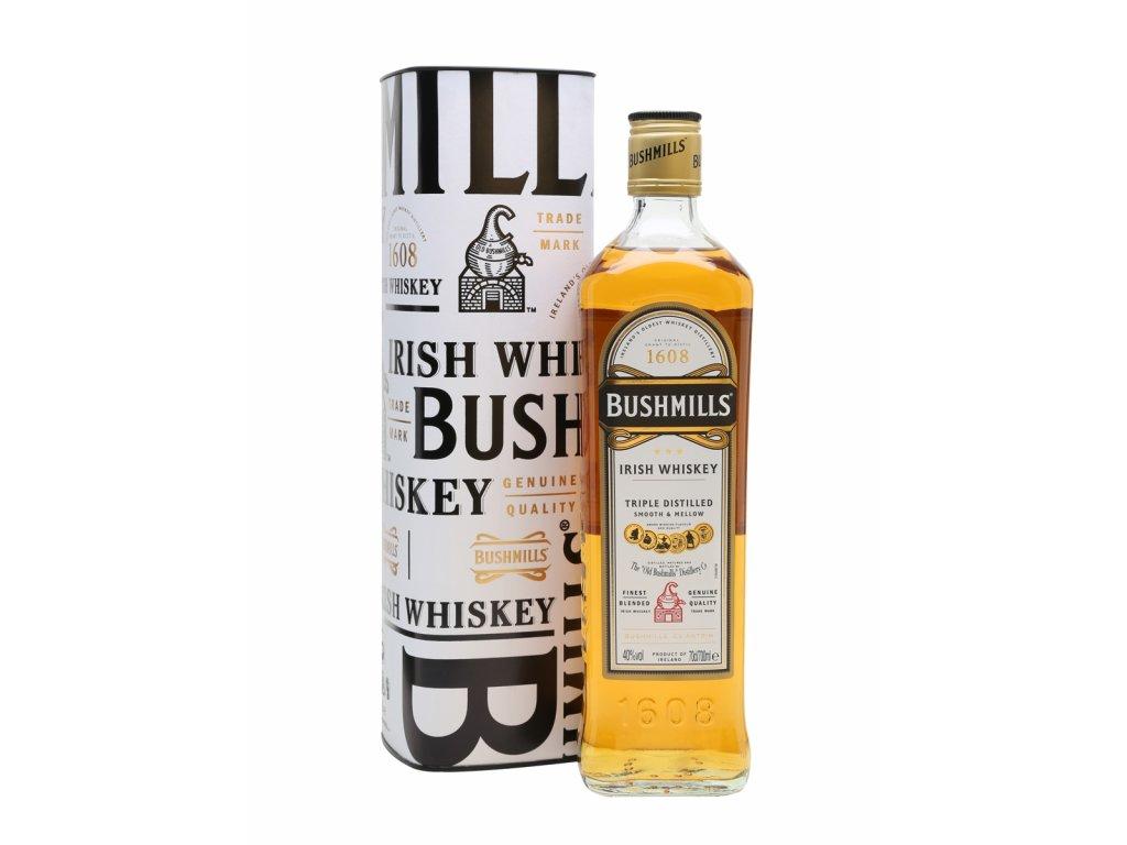 whisky bushmills original giftbox