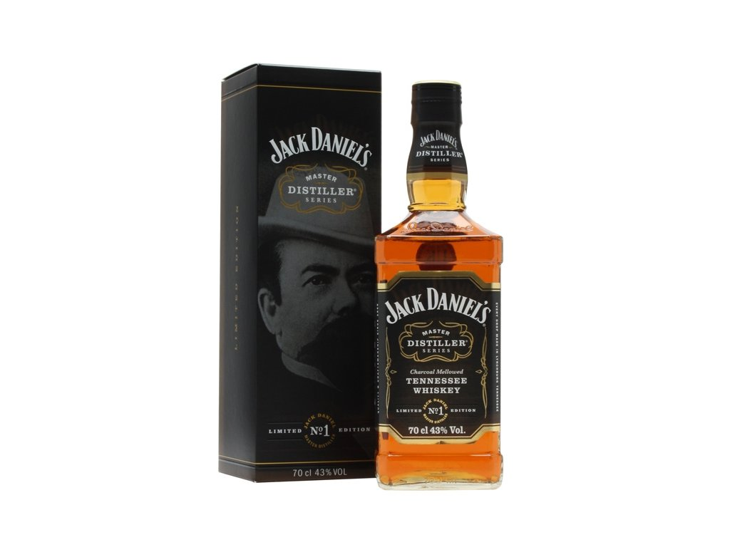 whiskey jack daniels master no.1 espirits.cz