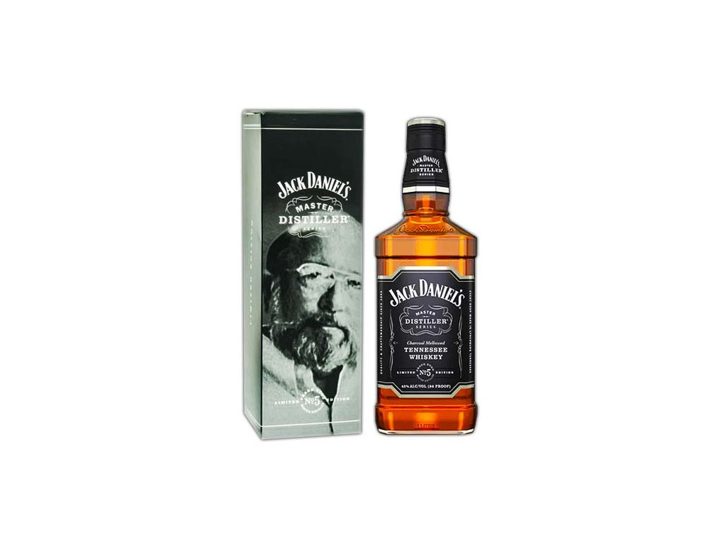 whiskey jack daniels master no.5 pic espirits.cz