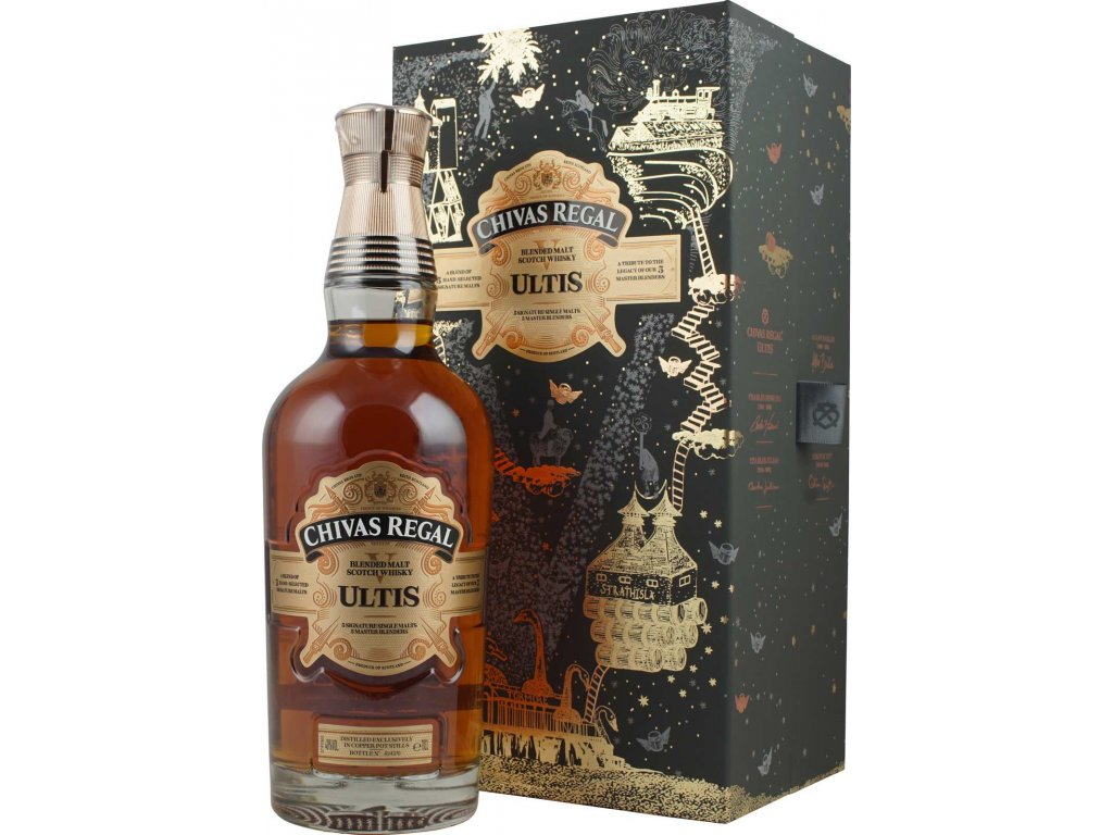 whisky chivas regal ultis