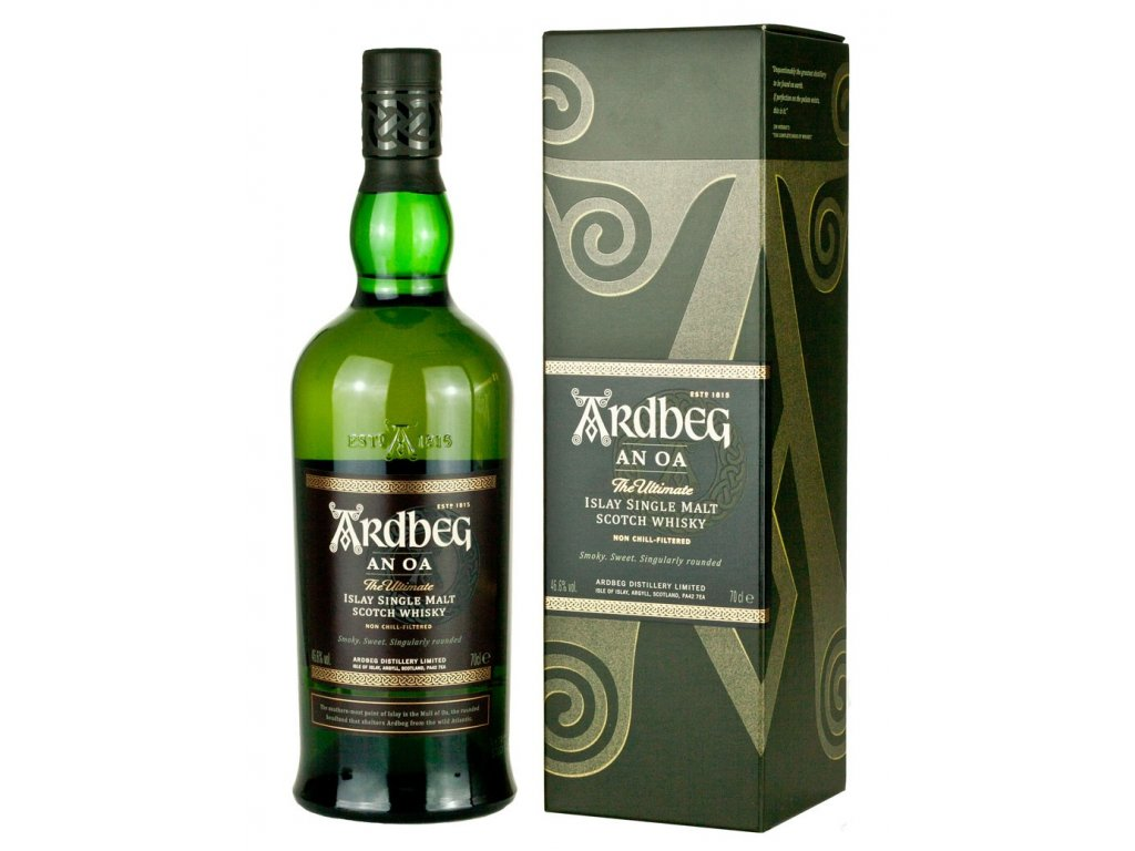whisky ardbeg an oa espirits.cz
