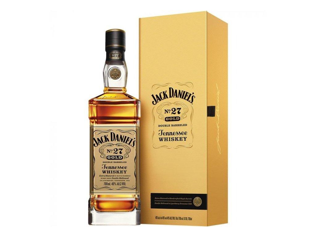 whiskey jack daniels gold espirits.cz