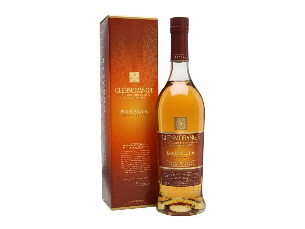 whisky glenmorangie bacalta private edition espirits.cz