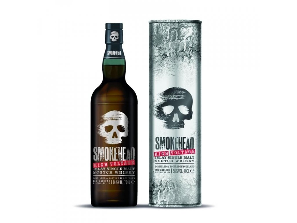 whisky smokehead high voltage espirits.cz