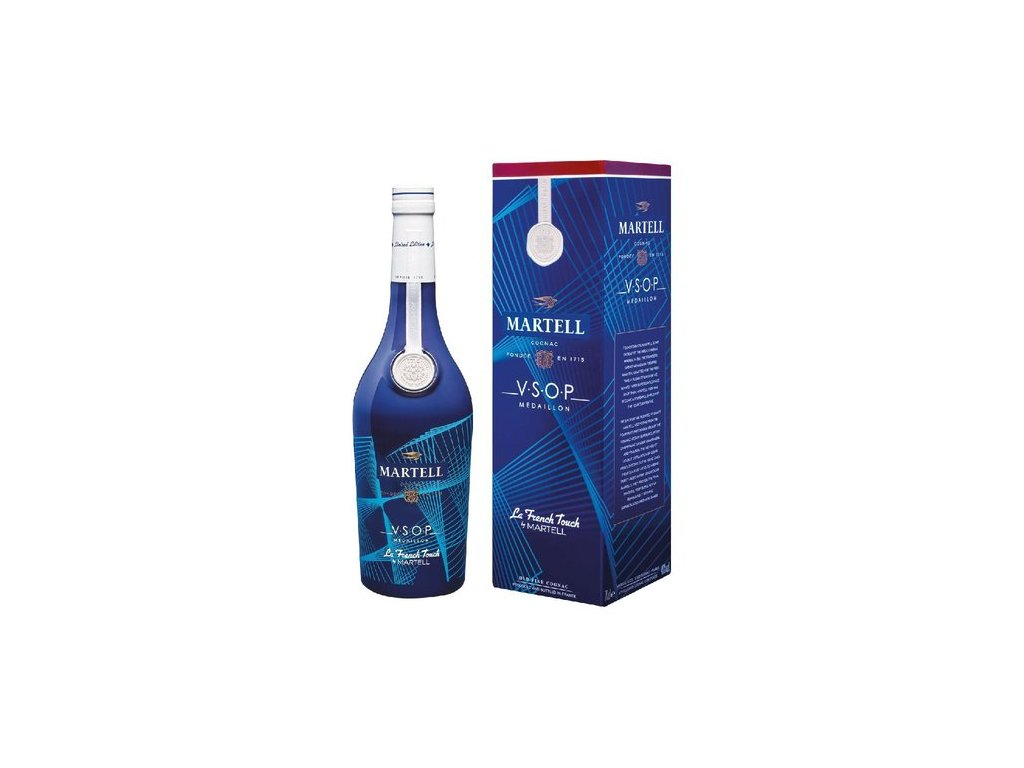 martell vsop french touch espirits