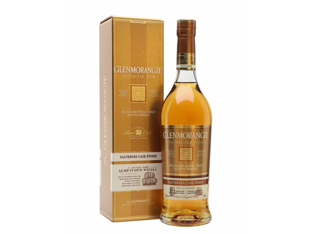 whisky glenmorangie nectar dor