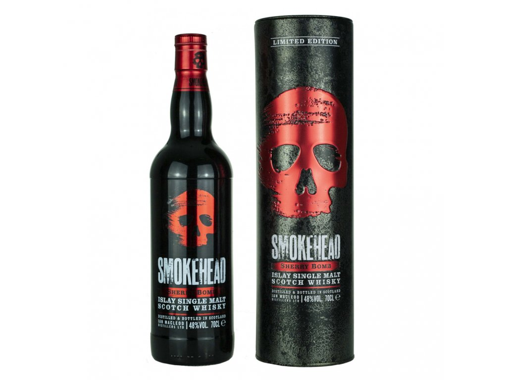 whisky smokehead sherry bomb espirits cz