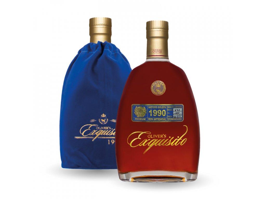 rum Exquisito 1990