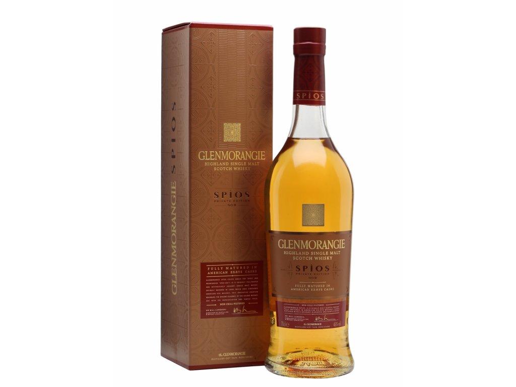 whisky glenmorangie spios private edition