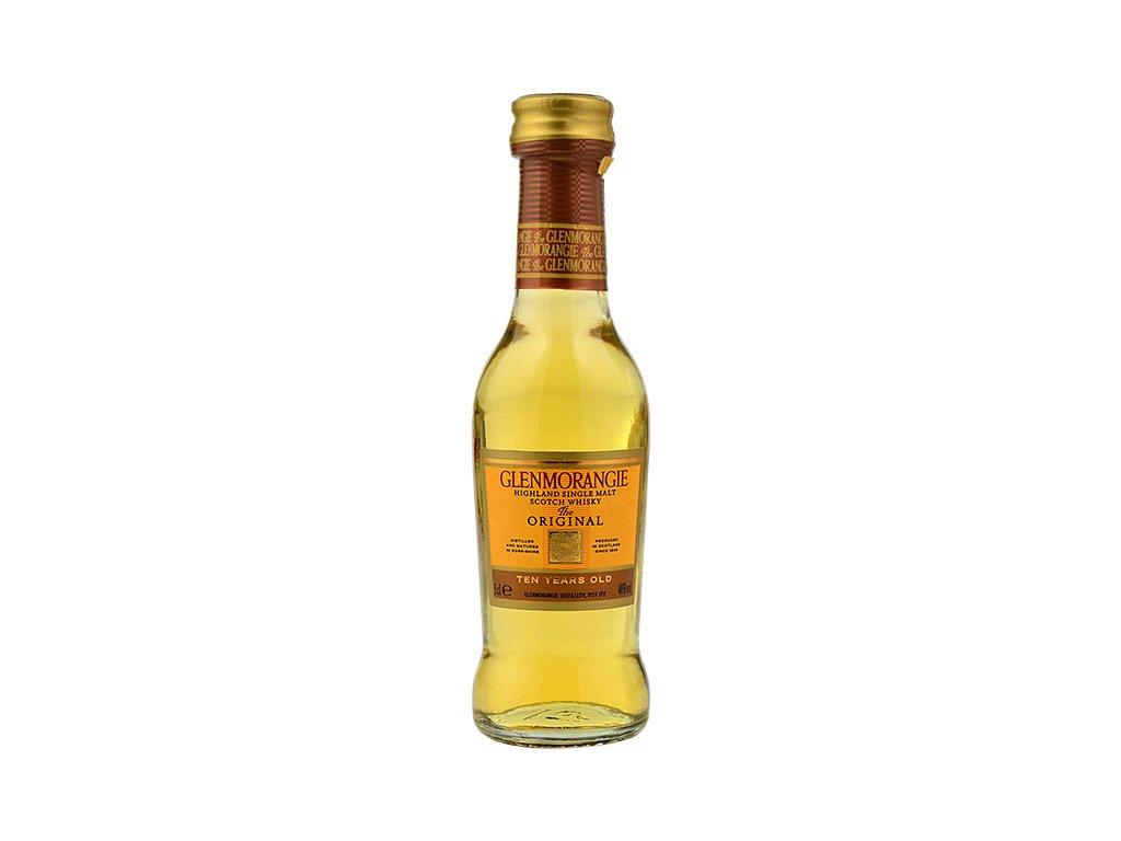 whisky glenmorangie 10yo the original miniature 5cl