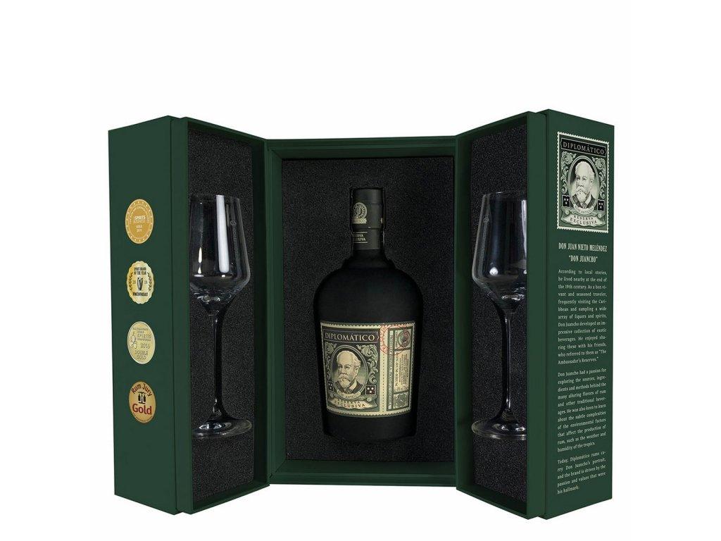 rum doplomatico reserva exclusiva perfect ritual pack