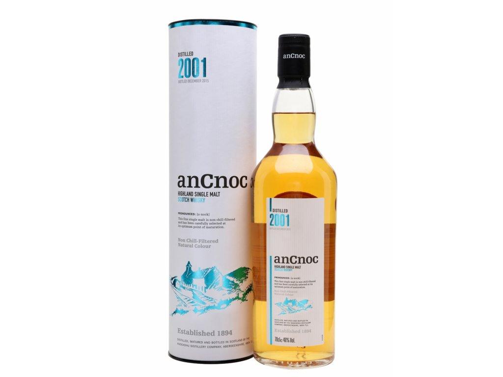 whisky ancnoc 2001