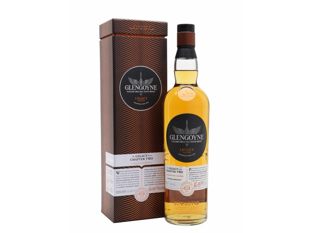 whisky glengoyne legacy chapter 2