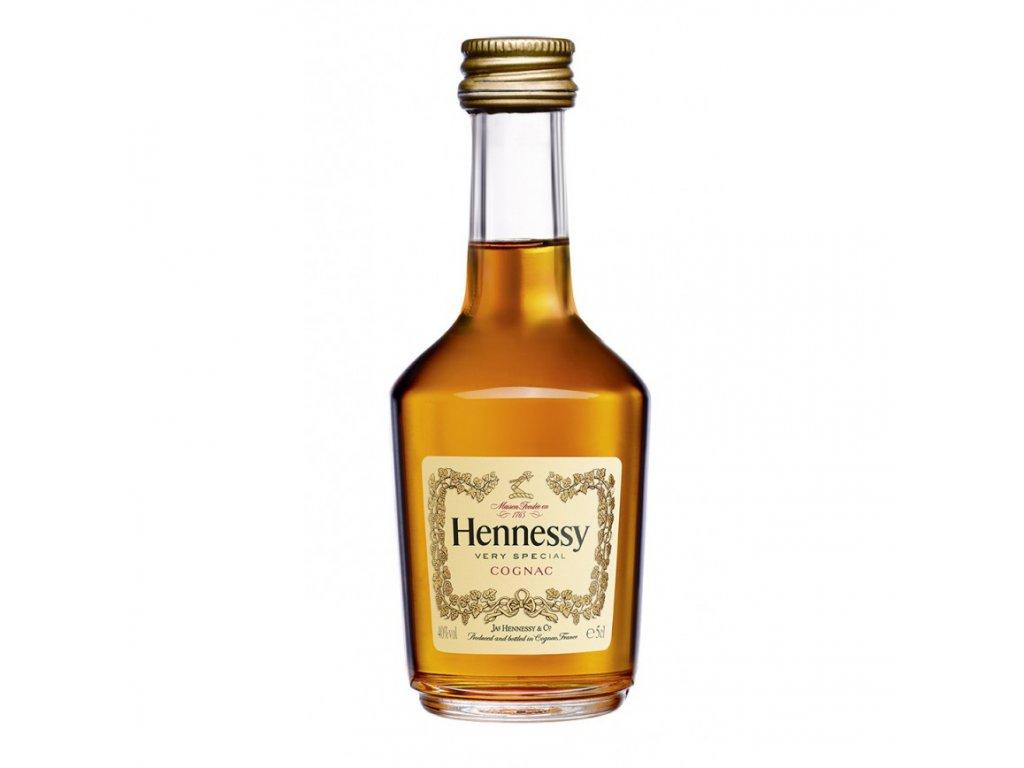 cognac hennessy vs 0,05