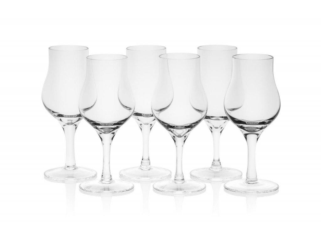 whisky tasting set glasses