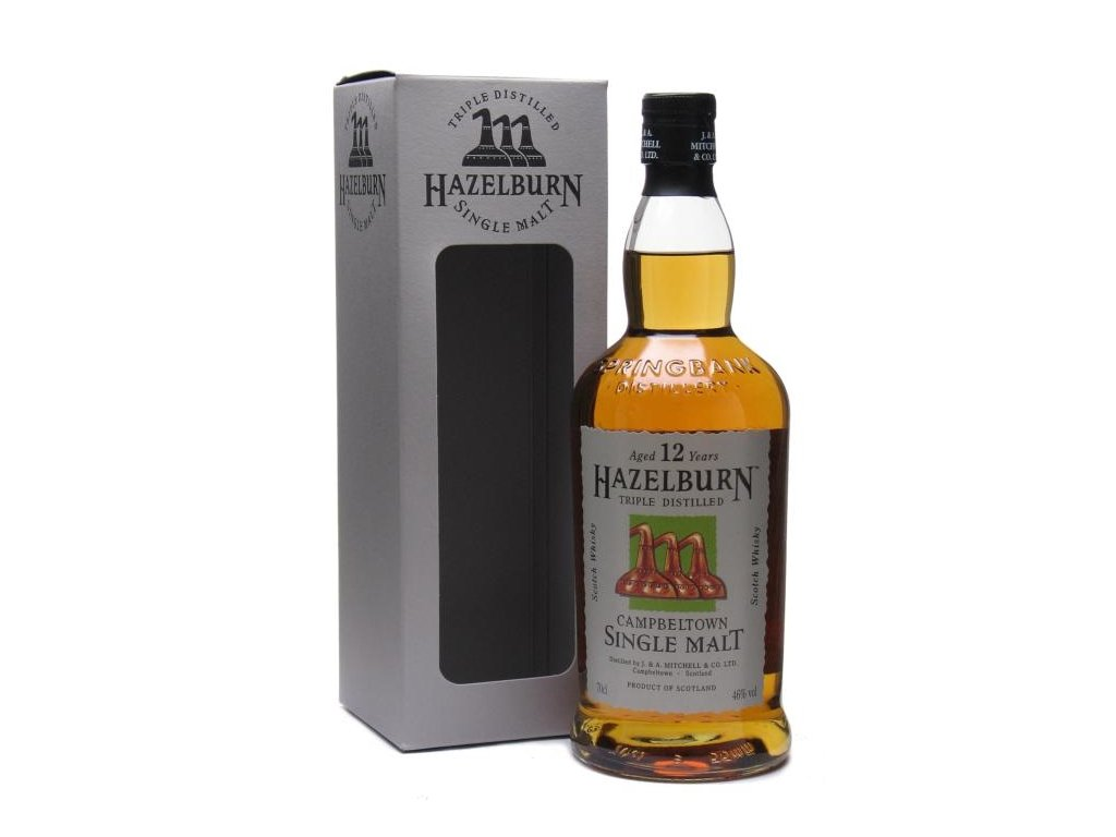 whisky hazelburn 12 years old