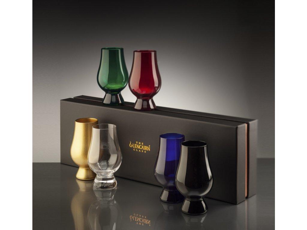 The Glencairn Glass Blind Tasting