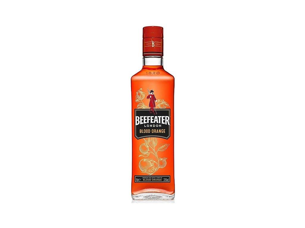 gin beefeater blood orange