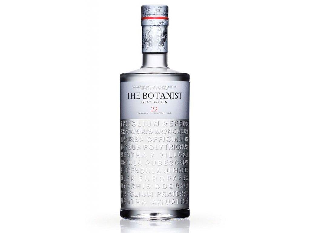 gin botanist dry islay