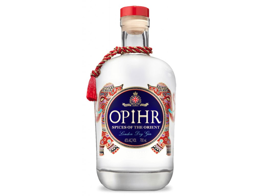 opihr gin spices of the orient