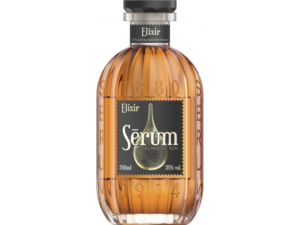 rum serum elixir espirits