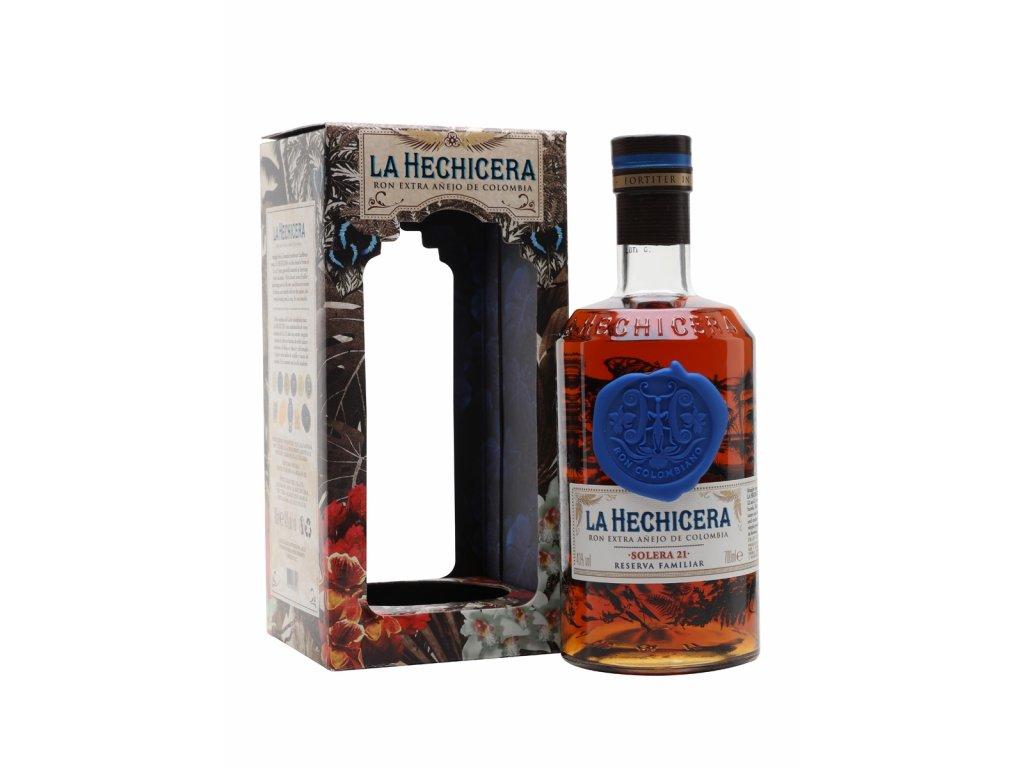 rum lahechicera solera 21 espirits