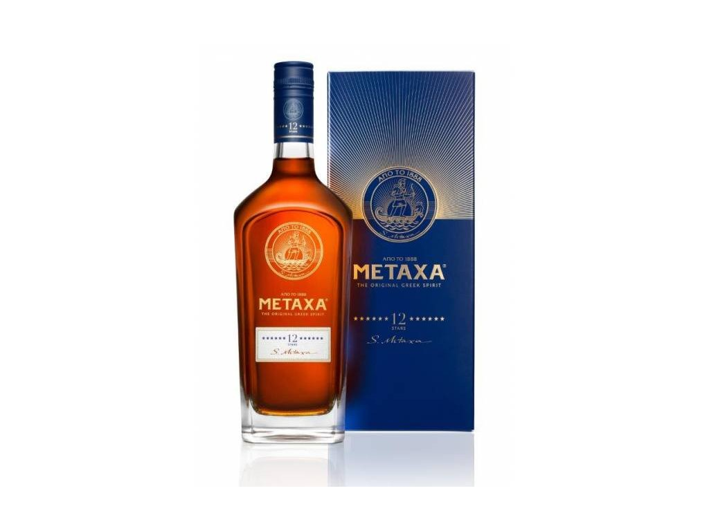brandy metaxa 12 giftbox