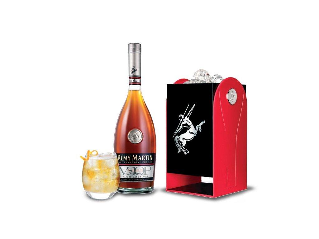 konak cognac Rémy Martin VSOP ice bucket