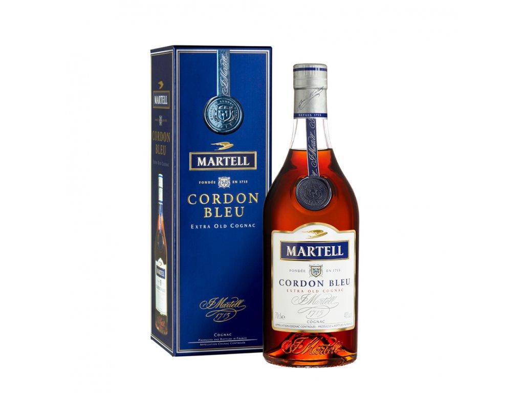 konak cognac martell cordon Bleu giftbox