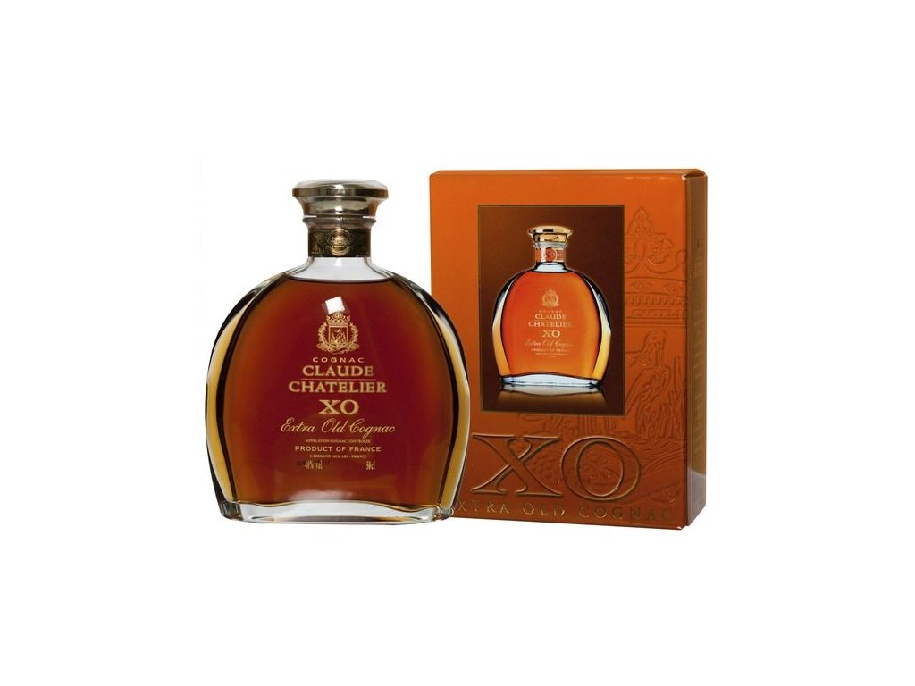 konak cognac claude chatelier xo giftbox