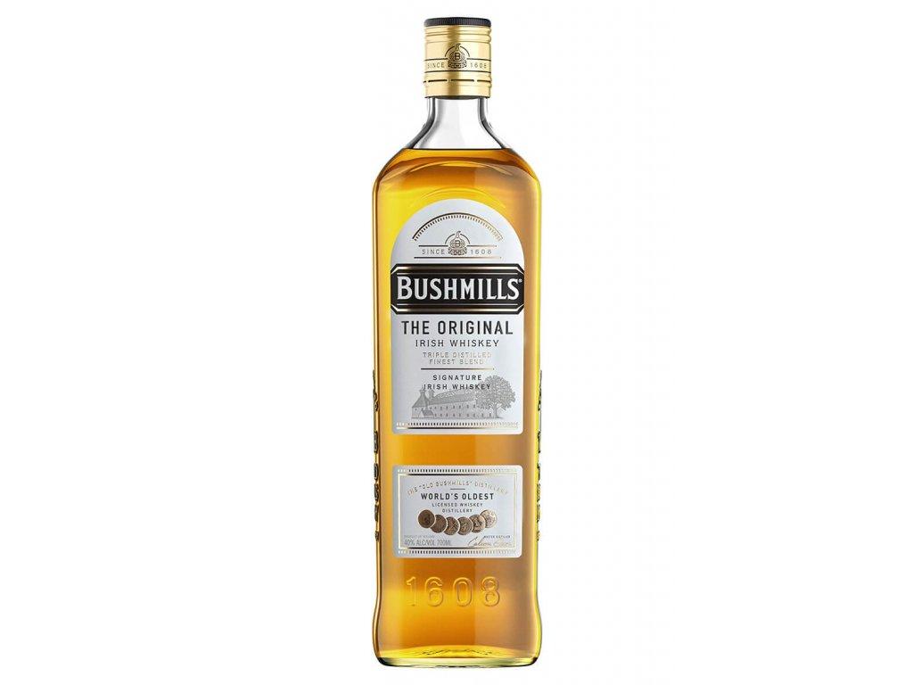 whiskey bushmills orginal 0,7l bottle
