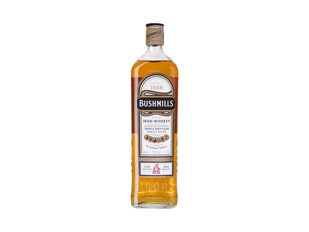 irska irish whiskey bushmills original 1 bottle