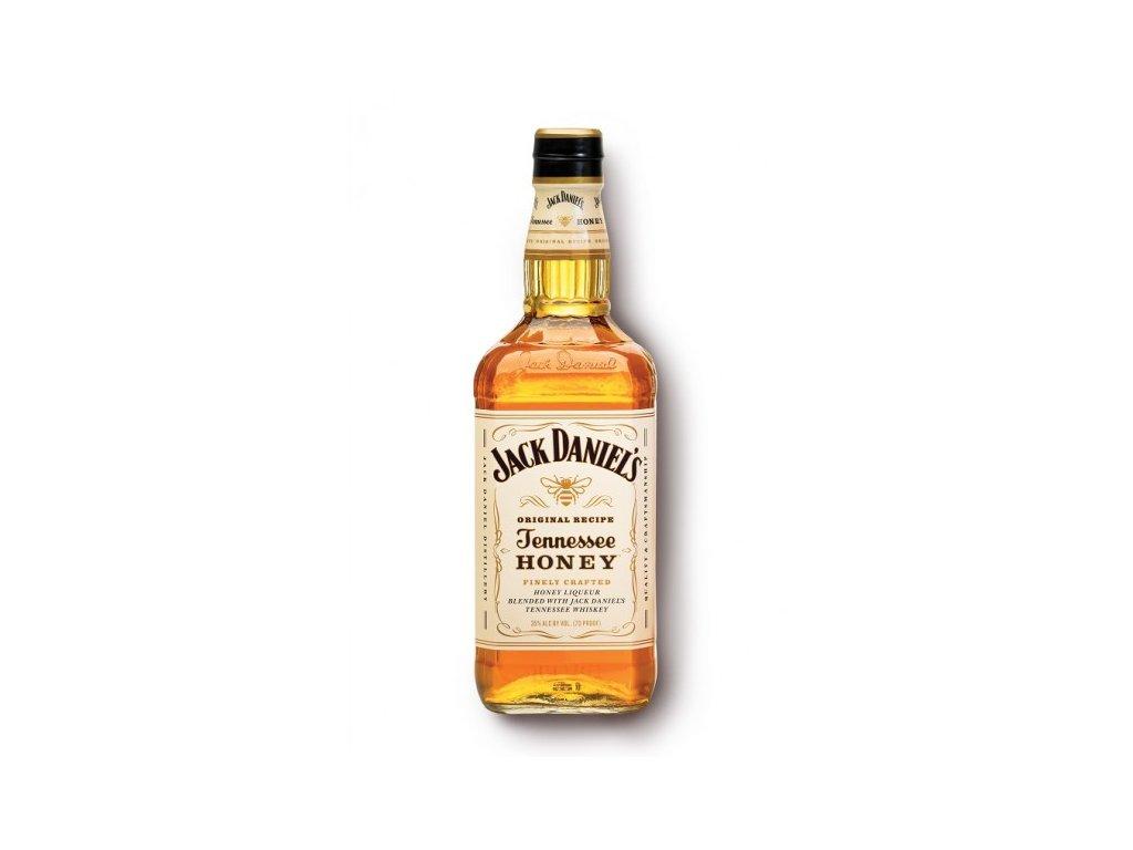 bourbon and Tennessee whiskey jack daniels honey bottle