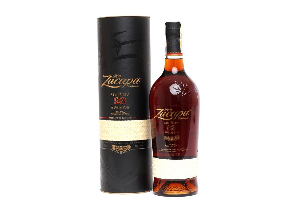 rum ron zacapa centenario solera gran reserva 23 yo 1l