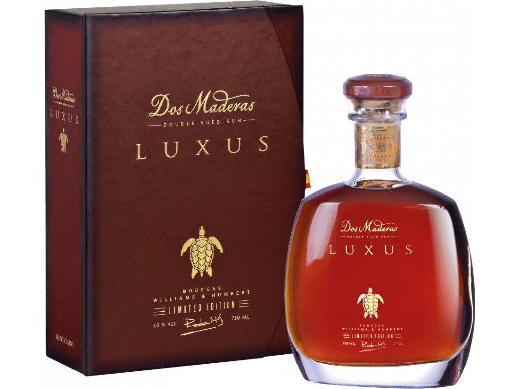 rum dos maderas luxus