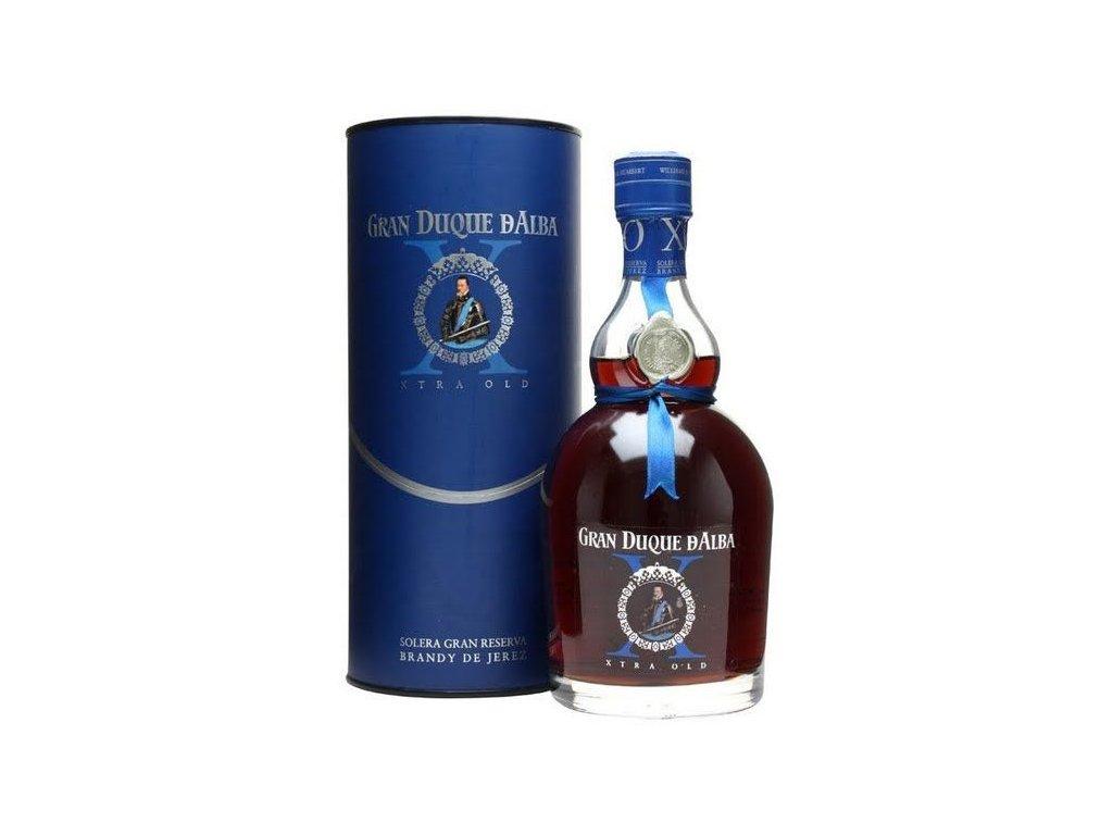 brandy gran duque de alba xo giftbox
