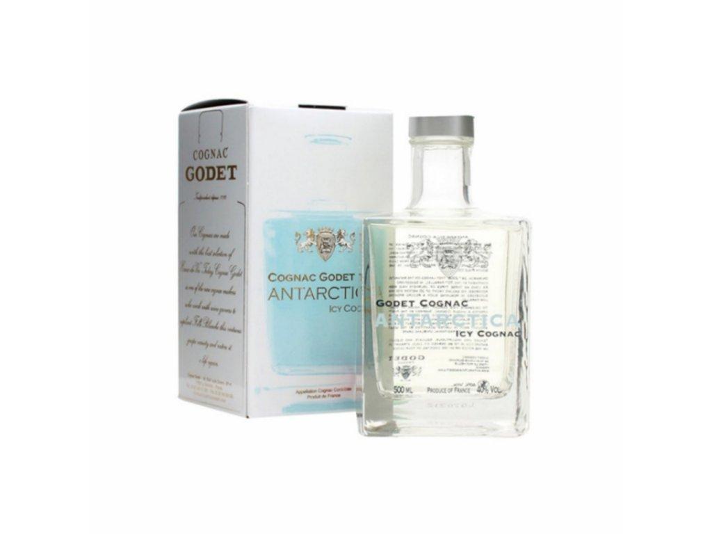 konak cognac godet Antarctica giftbox