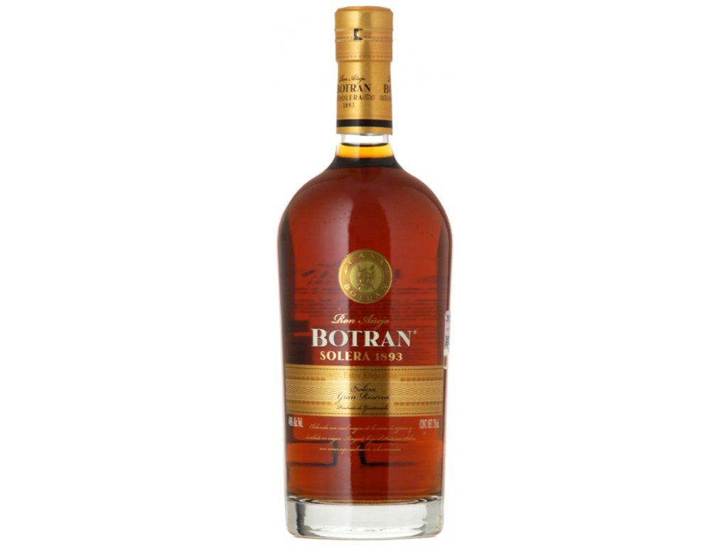 rum botran solera 1893 bottle