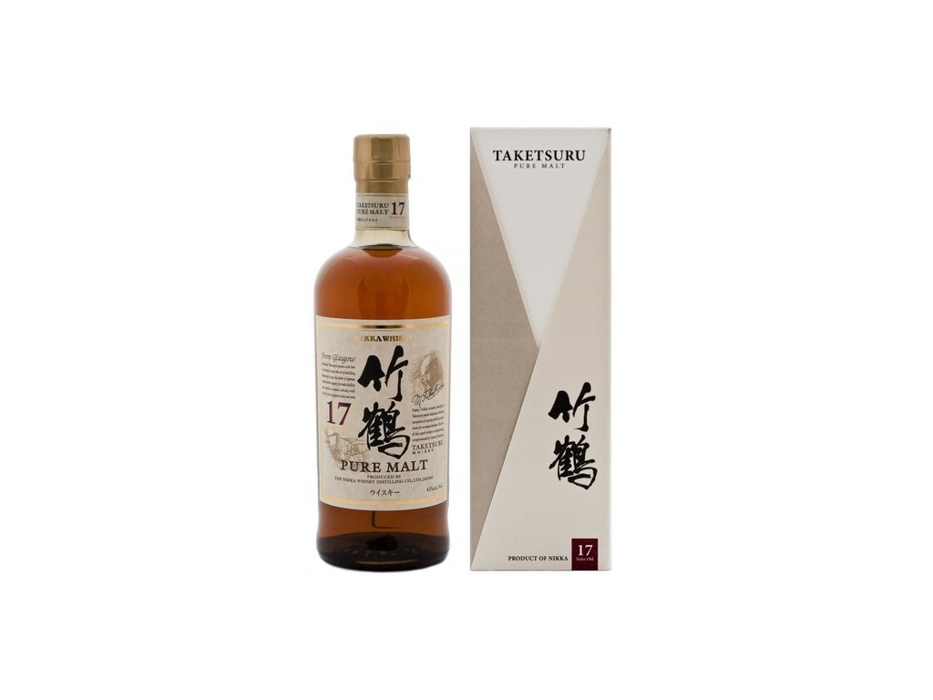 blended whisky nikka taketsuru 17 yo giftbox