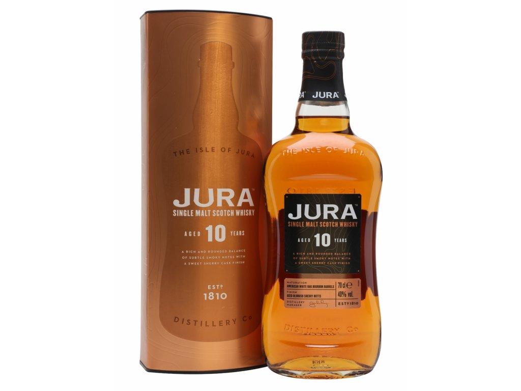 whisky jura 10yo