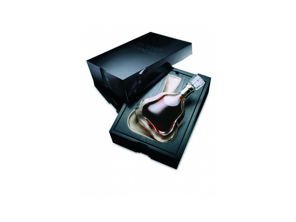 konak cognac richard Hennessy giftbox