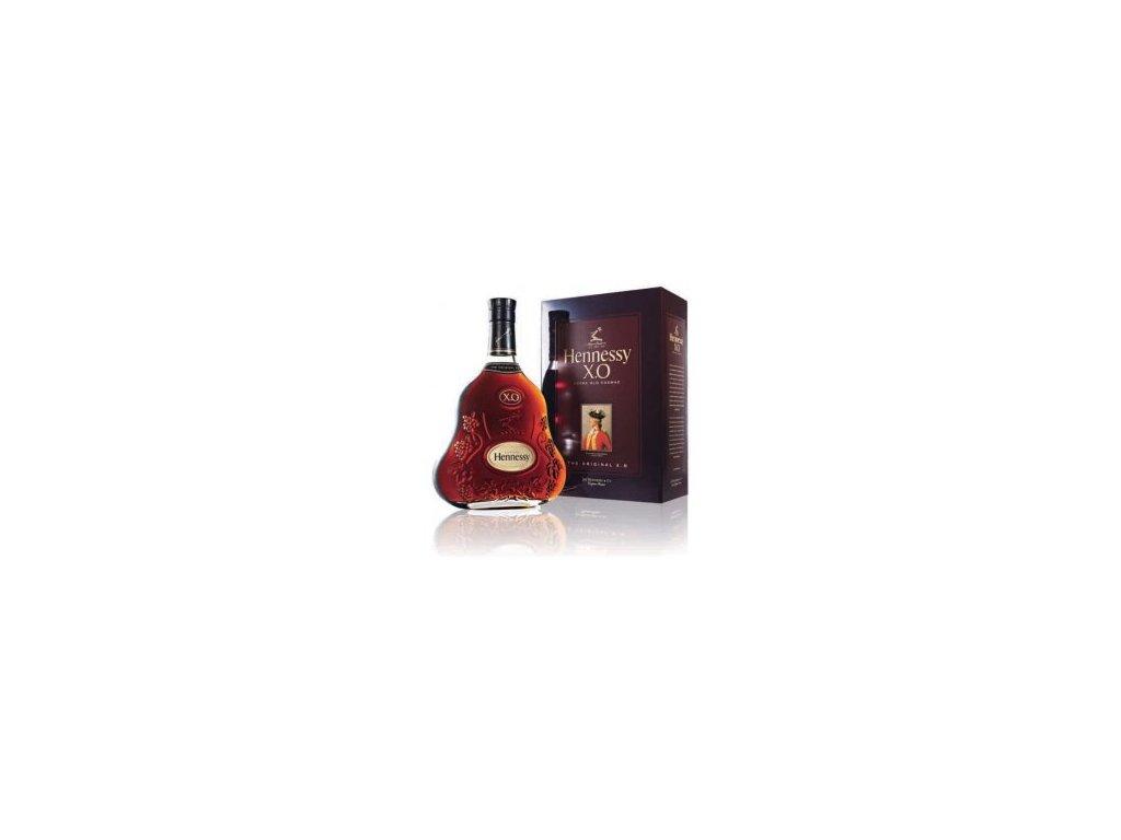 konak cognac Hennessy xo magnum giftbox