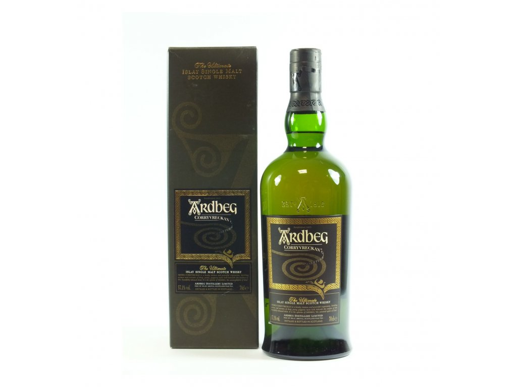 skotska single malt whisky ardbeg corryvreckan giftbox