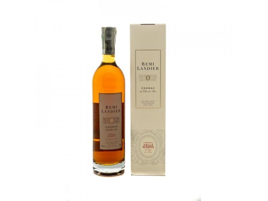 cognac remy landier vieille reserve espirits.cz