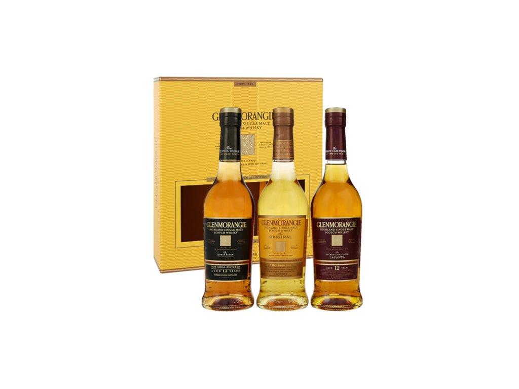 skotska single malt whisky glenmorangie pack