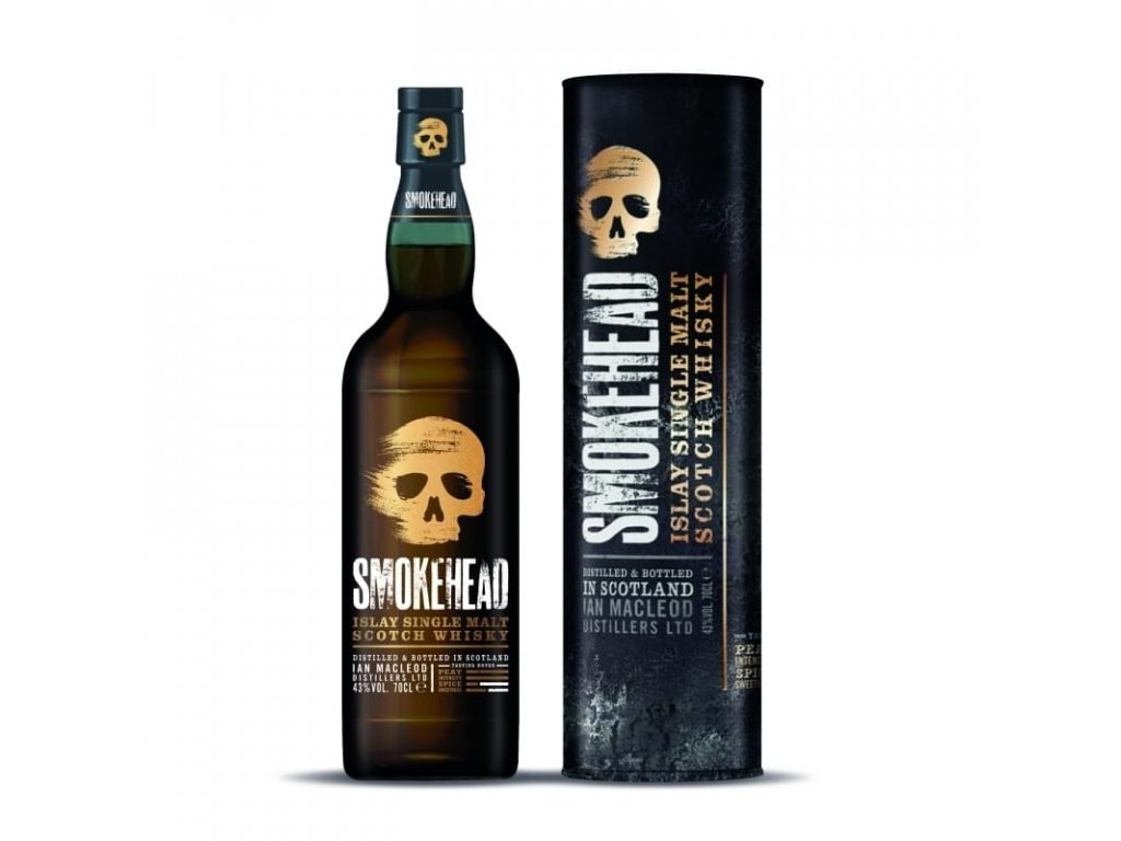 whisky smokehead 43 espirits.cz