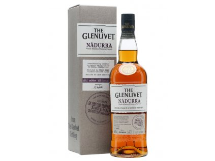 skotska single malt whisky glenlivet nadurra oloroso giftbox