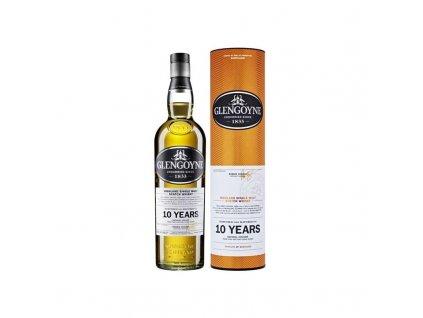 whisky glengoyne 10yo espirits.cz