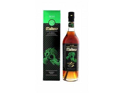 rum malteco 15 yo