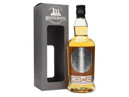 whisky hazelburn 10 years old